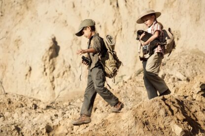 Campo estivo piccolo paleontologo 3 giorni